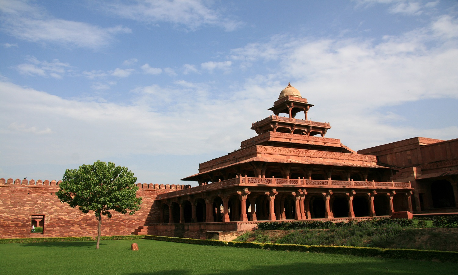 Visit Agra, CTS Horizons