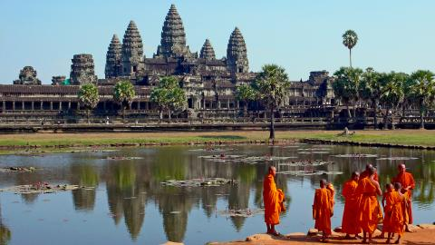 Visit Indochina, CTS Horizons