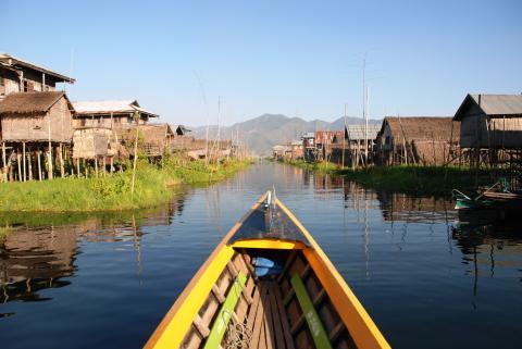 Visit Inle Lake, Burma, CTS Horizons