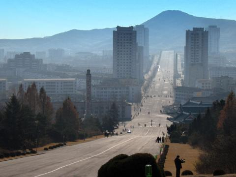 Visit North Korea CTS Horizons