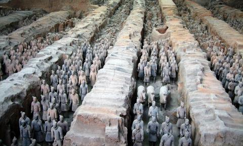 Visit Terracotta Warriors in Xian, CTS Horizons