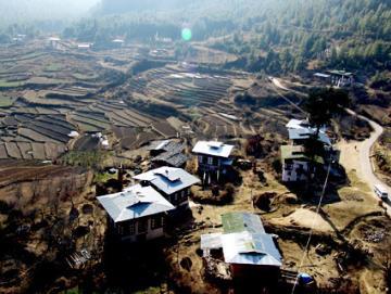 visit paro valley in Bhutan | CTS Horizons.jpg