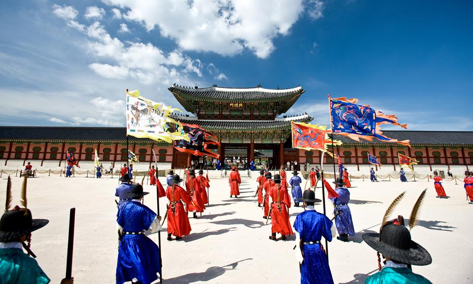 Changing Ceremony of Royal Guards at Gyeongbokgung Palace .jpg