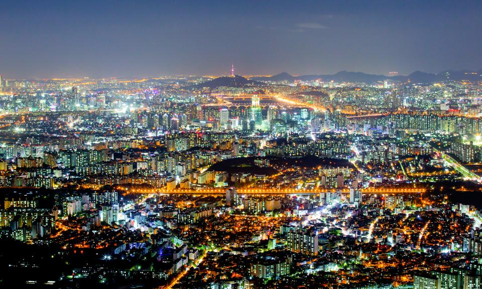 Night View of Seoul Street.jpg