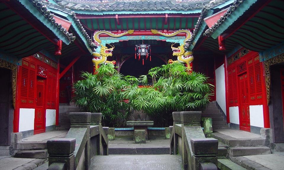 Shibaozahai Temple. CHINA, CTS Horizons.jpg